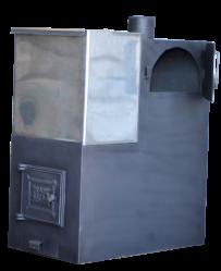 Банные печи с баком для воды (120+ Фото): устройство и принципы работы, типы, выбор модели, самостоятельное изготовление (Видео) +Отзывы