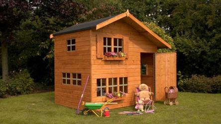 Как сделать детский домик своими руками: из дерева и других материалов. Чертежи с размерами | (80 Фото Идей & Видео)