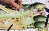 Принципы планировки дачного участка: примеры для 5-6, 8-10, 12 и 15 соток, планировка холмистых участков, ориентация по сторонам света (75 Фото & Видео) +Отзывы