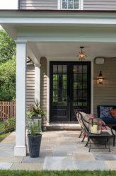 Терраса пристроенная к дому: 150+ Лучших фото идей 2018 года