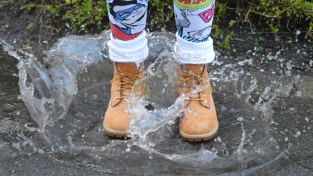 Водоотталкивающая пропитка для обуви изготовленная своими руками [ЛАЙФХАК]