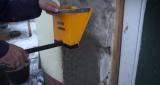 Нанесение штукатурки своими руками 👷 | Ускоряем процесс оштукатуривания в несколько раз